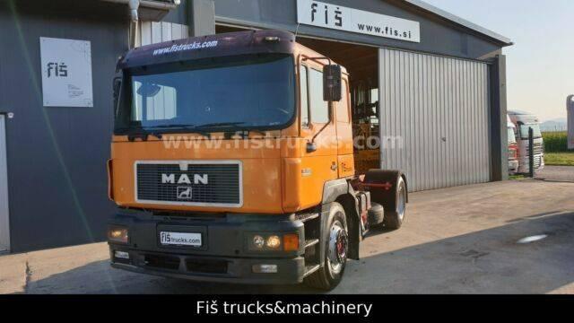 MAN 19.403 4X2 tractor unit - tipp. hyd - 1996
