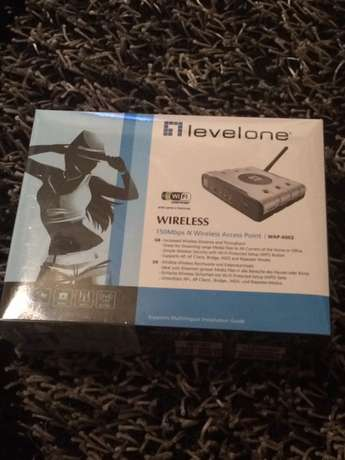 Levelone 150mbps N wireless access piont Melville - image 1