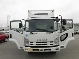 Isuzu forward model 2009