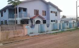 9 Bedrooms Story Building With 3 Bedrooms Boys Quarters For Sale.