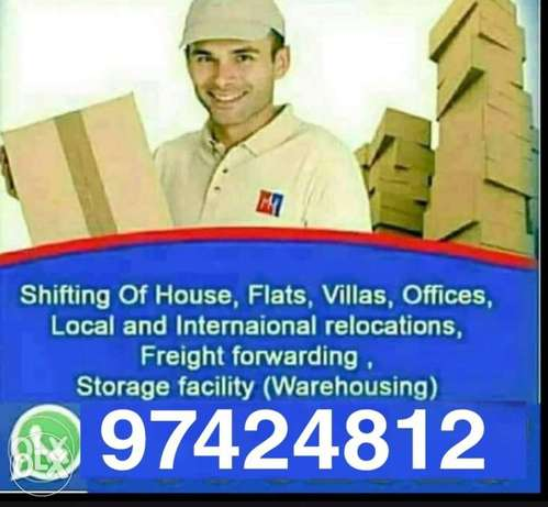 houses and offices shifting services