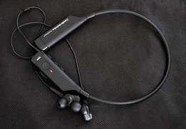 Fairly Used Audio-Technica Bluetooth Earphones (ATH-ANC40BT)