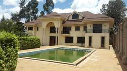 Beautiful 5 bedroom house for sale in Runda with 2 sqs