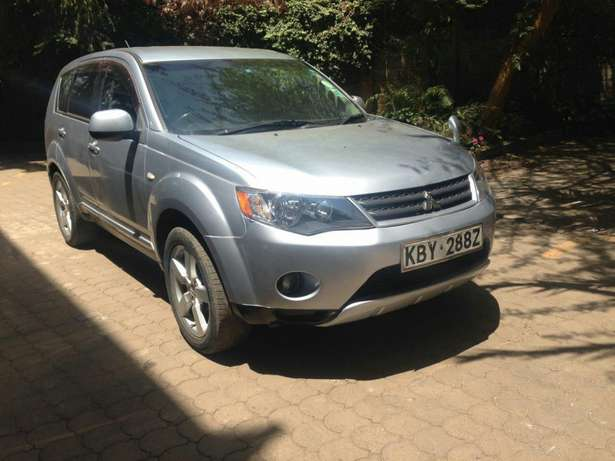 Mitsubishi Outlander for sale Westlands - image 7