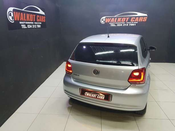 2013 VW Polo 6 1.4 Comfortline 5DR Newcastle - image 8