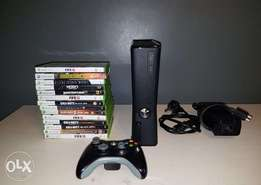 Xbox 360 slim chipped.