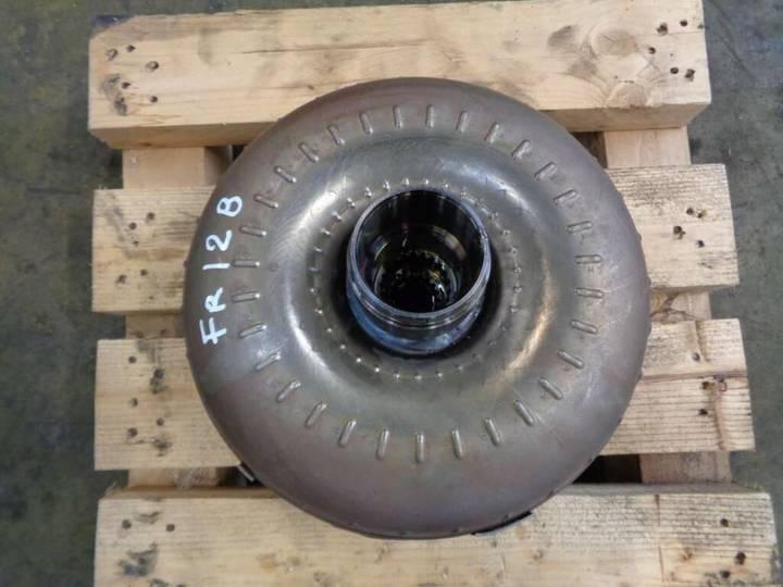 Fiat fluid coupling for -ALLIS Fr 12 B wheel loader
