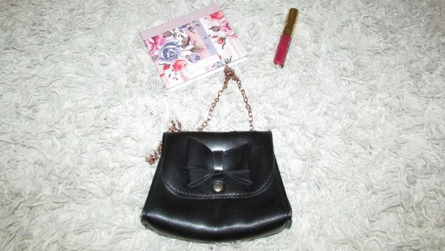 c69b689f4bda Сумка женская черная Сумочка Женские аксессуары Жіноча сумка Одесса -  изображение 1