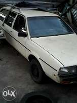 station wagon body and motor for spares