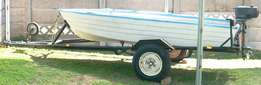 Bass fishing boat for sale