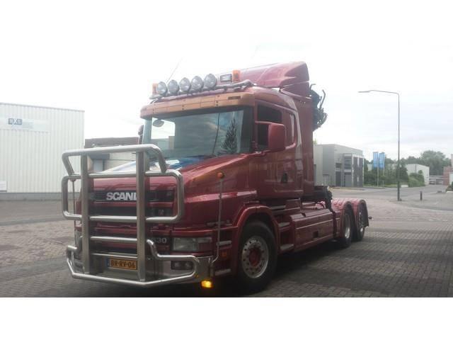Scania T144 530 - 1999