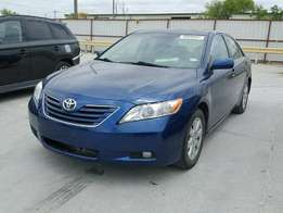 08 Toyota camry xle thumbstart foreign used
