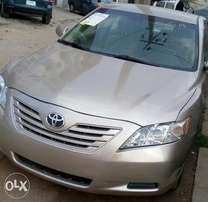 Toyota Camry muscle 2009 toks, accidental free