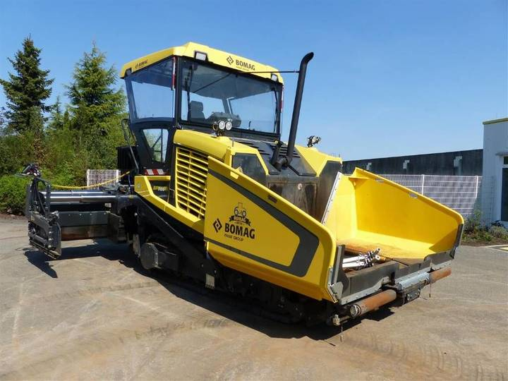 BOMAG BF 700C-2 - S500 - 2017