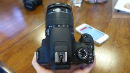 canon 1200d cameras with lens and bag