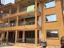 a new two bedroom apartment for rent in bukoto kisasi
