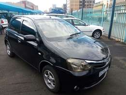 Toyota Etios Hatch back
