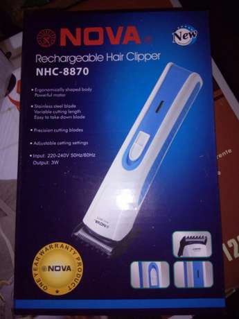 Rechargeable hair shaver Nairobi CBD - image 2