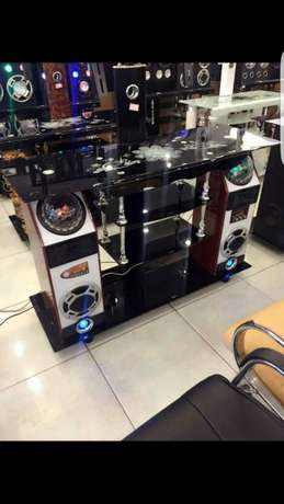 Stand tv speaker with Bluetooth and FM Nairobi CBD - image 3