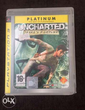 Uncharted:Drake's Fortune ps3