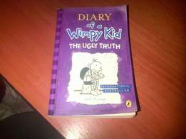 Diary of a wimpy kid.. Most wanted.