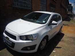 2013 Chevrolet Sonic 1.4 Available for Sale