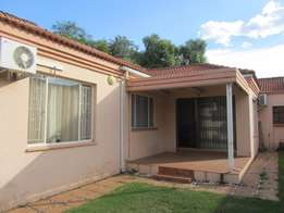 3 Bedroom Townhouse in Vaalpark