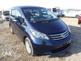 Honda freed brand new car