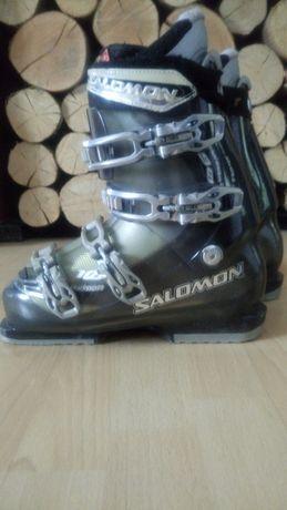 Buty narciarskie Salomon 10 mission Lidzbark Warmiński • OLX.pl