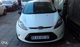 2012 Ford fiesta 1.4i Ambiente 5 Dr