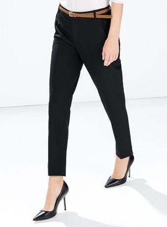 eleganckie spodnie damskie zara