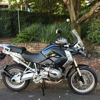 2008 BMW R1200 GS in good condition