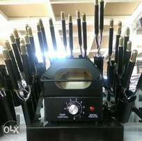 Hair tong stove 15pcs set