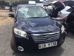 Toyota Vanguard very clean fully loaded