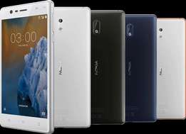 Nokia 3 brand new sealed at shop plus 1yr warrant and free glass prote