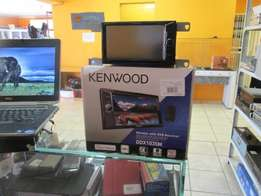 Kenwood DDX1035M Monitor DVD Receiver Player, in Box For VW Cars