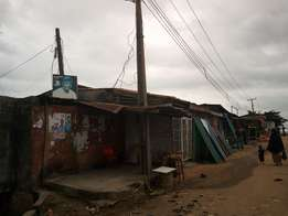 1700sqm land (corner piece) on Agege Motor road, Alasia, Oshodi