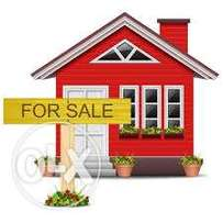 35M bungalow for sale at lagos road OGOLONTO BUS STOP