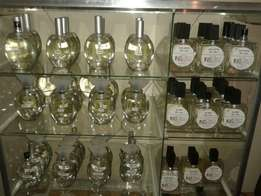 perfumes manufacturing