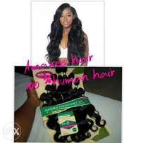 Amakiss collections.. Natural human hair plus
