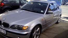 2004 bmw 3 series 330d silver *cash only*