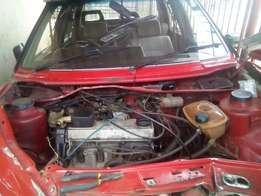 Accident jetta2 for sale