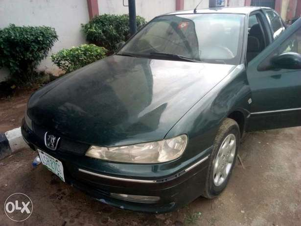 A pay and drive Peugeot 406. Ikoyi - image 8