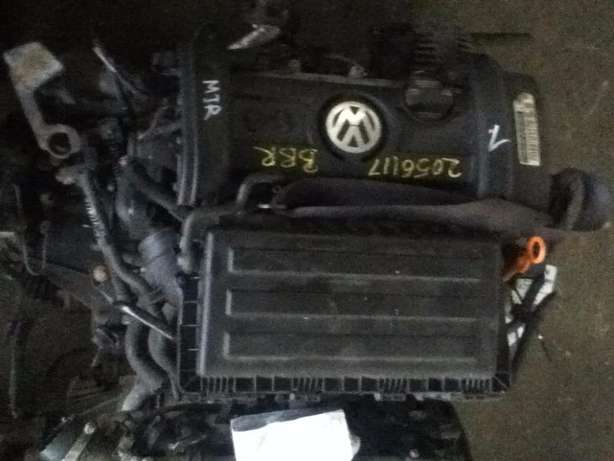 1.4 Golf Motor (BUD) for sale Johannesburg - image 1