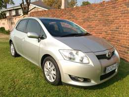 Call Haroon on 2008 Toyota Auris 1.4 Rs