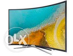 samsung curved 55 inch smart 4k UHD brand new tv with inbuilt wifi