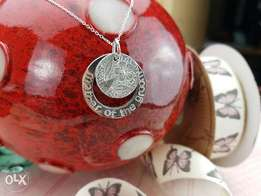 Brand New Silver Necklace for mother of the bride