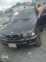 Bmw x5 neatly used
