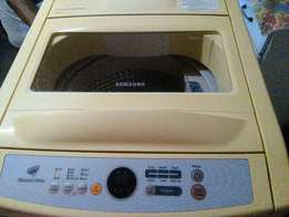 Want to buy washine machines for spares.