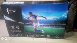 "39"" SYINIX led digital smart free delivery"